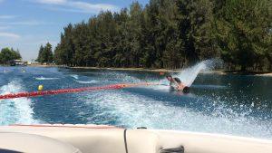 Rob Water Ski
